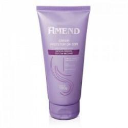 Crema de peinar Amend Protectora del Color Brillo cabellos rubios 180g