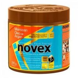 Mascarilla Novex Bambú repositor de fuerza y crecimiento intenso 210g