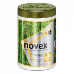 Mascarilla Novex Bambú repositor de fuerza y crecimiento intenso 400g