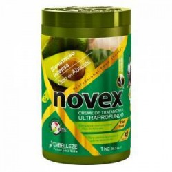 Mascarilla Novex Aceite de Aguacate bionutrición intensa tratamiento ultraprofundo 1Kg