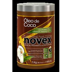 Mascarilla Novex Coco liso perfecto y nutrición absoluta tratamiento ultraprofundo 1Kg