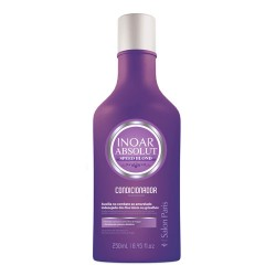 Acondicionador Inoar Absolut Speed Blond 250ml
