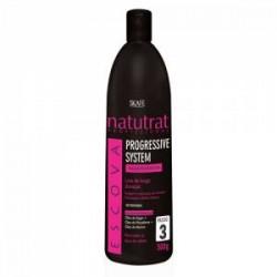 Mascarilla Natutrat Progressive System con keratina y aceites esenciales 500g