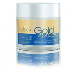 Salvatore Gold Xpress Mascarilla Post Alisado 500 ml