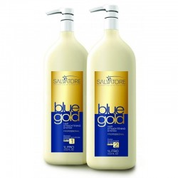 Salvatore Escova Progressiva Blue Gold (2x1 litro)