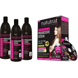 Pack Natutrat Progressive System 3x500ml