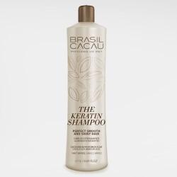 Shampoo Alisante Cadiveu Brasil Cacau com Queratina - 900ml