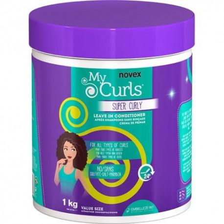 Crema de peinar Novex Mis Rizos Super Curly 1Kg