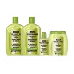 Pack mantenimiento Gota Dourada Queratrix anticaída 4 productos