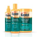 Pack tratamiento - Niely Gold Mis Rizos 3 productos..