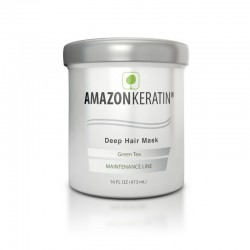 Amazon Keratin Mascarilla Aceite De Coco 473 ml